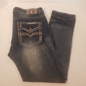 MENS MONARCHY COLLECTION JEANS